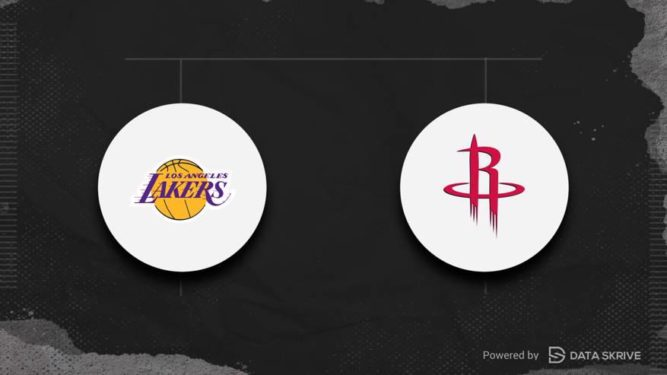Los Angeles Lakers vs Houston Rockets Game 2 Odds ...